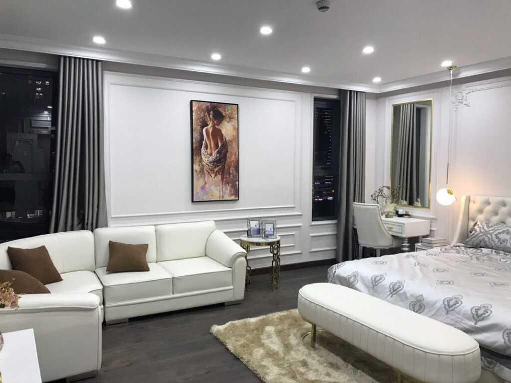 chung cư viha complex phòng khách
